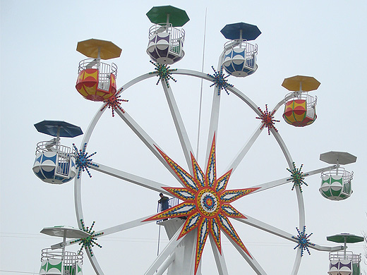 Chinese Supplier Ferris Wheel