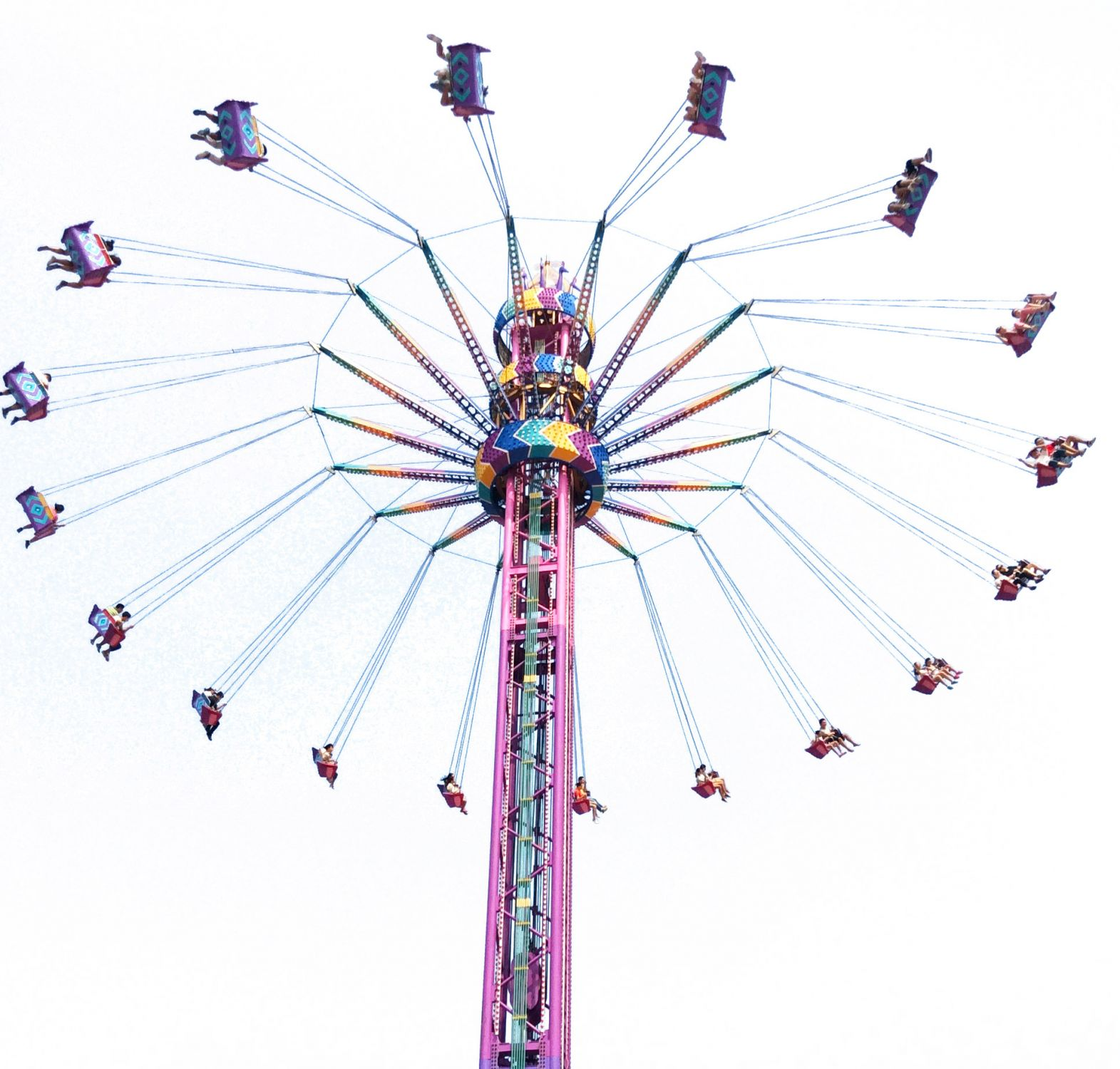sky flyer amusement rides